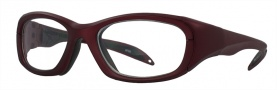 Liberty Sport MS1000 Eyeglasses Eyeglasses - 702 Matte Crimson Burgundy
