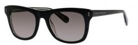 Marc by Marc Jacobs MMJ 432/S Sunglasses Sunglasses - 07C5 Black Crystal (EU gray gradient lens)