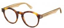 Marc Jacobs 601 Eyeglasses Eyeglasses - 06A2 Havana Honey