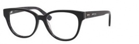 Jimmy Choo 141 Eyeglasses Eyeglasses - 0J3L Black Spotted