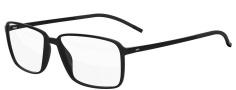 Silhouette Spx Illusion Fullrim 2887 Eyeglasses - 6050 Black