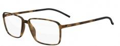 Silhouette Spx Illusion Fullrim 2887 Eyeglasses - 6051 Brown Marble