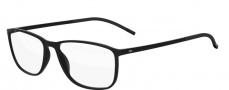 Silhouette Spx Illusion Fullrim 2888 Eyeglasses - 6050 Black