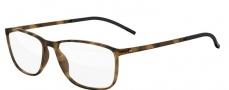Silhouette Spx Illusion Fullrim 2888 Eyeglasses - 6051 Brown Marble