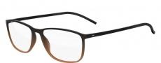 Silhouette Spx Illusion Fullrim 2888 Eyeglasses - 6054 Brown Black Gradient