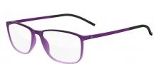 Silhouette Spx Illusion Fullrim 2888 Eyeglasses - 6056 Violet