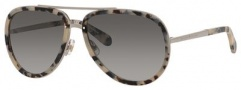 Kate Spade Makenzie/S Sunglasses Sunglasses - 0W22 Spotted Tortoise Beige (F8 gray gradient lens)