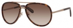 Kate Spade Makenzie/S Sunglasses Sunglasses - 0X25 Tortoise (B1 warm brown gradient lens)