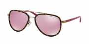 Michael Kors MK5006 Sunglasses Playa Norte Sunglasses - 10357V Tortoise/ Gold / Milky Pink