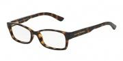 Armani Exchange AX3017 Eyeglasses Eyeglasses - 8117 Dark Tortoise
