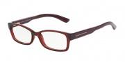 Armani Exchange AX3017 Eyeglasses Eyeglasses - 8118 Burgundy Transparent/Burgundy