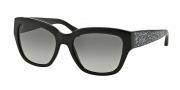 Coach HC8139 Sunglasses L110 Sunglasses - 500211 Black / Grey Gradient