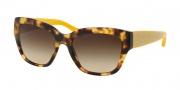 Coach HC8139 Sunglasses L110 Sunglasses - 528313 Tokyo Tortoise/Yellow / Khaki Gradient