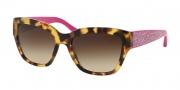 Coach HC8139 Sunglasses L110 Sunglasses - 528613 Tokyo Tortoise/Pink / Khaki Gradient