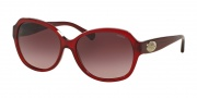 Coach HC8150 Sunglasses L133 Sunglasses - 50298H Burgundy / Burgundy Gradient
