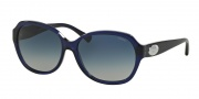 Coach HC8150 Sunglasses L133 Sunglasses - 51104L Navy / Blue Gradient