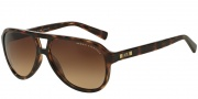 Armani Exchange AX4011 Sunglasses Sunglasses - 803713 Tortoise / Light Brown Gradient