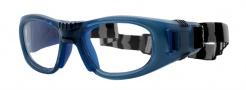 Liberty Sport Dude Eyeglasses Eyeglasses - Blue # 600