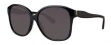 Zac Posen Anita Sunglasses Sunglasses - Black