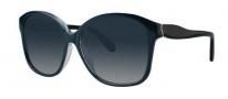 Zac Posen Anita Sunglasses Sunglasses - Blue