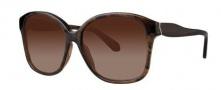Zac Posen Anita Sunglasses Sunglasses - Brown