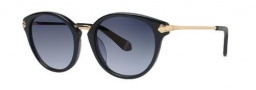 Zac Posen Bibi Sunglasses Sunglasses - Black
