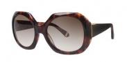 Zac Posen Ingrid Sunglasses Sunglasses - Brown