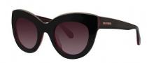 Zac Posen Jacqueline Sunglasses Sunglasses - Black Cherry
