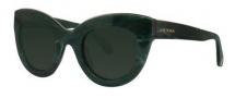 Zac Posen Jacqueline Sunglasses Sunglasses - Green