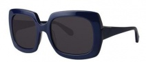 Zac Posen Mounia Sunglasses Sunglasses - Navy