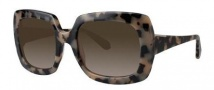 Zac Posen Mounia Sunglasses Sunglasses - Tortoise