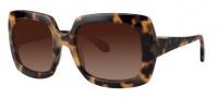 Zac Posen Mounia Sunglasses Sunglasses - Tokyo Tortoise