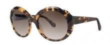 Zac Posen Rita Sunglasses Sunglasses - Tortoise