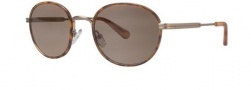Zac Posen Dean Sunglasses Sunglasses - Blonde Tortoise