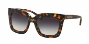 Michael Kors MK2013 Sunglasses Polynesia Sunglasses - 306336 Navy Tortoise / Purple Gradient