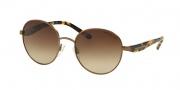 Michael Kors MK1007 Sunglasses Sadie III Sunglasses - 106013 Sable/Tokyo Tort / Smoke Gradient