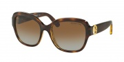 Michael Kors MK6027 Sunglasses Tabitha III Sunglasses - 3006T5 dk Tortoise / Brown Gradient Polarized
