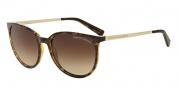 Armani Exchange AX4048S Sunglasses Sunglasses - 803713 Tortoise / Brown Gradient