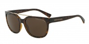 Armani Exchange AX4043S Sunglasses Sunglasses - 803773 Tortoise / Brown