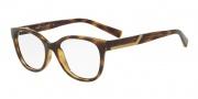 Armani Exchange AX3032F Eyeglasses Eyeglasses - 8037 Havana