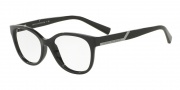 Armani Exchange AX3032F Eyeglasses Eyeglasses - 8158 Black