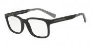 Armani Exchange AX3029F Eyeglasses Eyeglasses - 8182 Matte Black