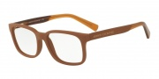 Armani Exchange AX3029 Eyeglasses Eyeglasses - 8185 Matte Brown