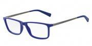 Armani Exchange AX3027F Eyeglasses Eyeglasses - 8168 Matte Blue