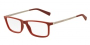 Armani Exchange AX3027F Eyeglasses Eyeglasses - 8169 Matte Red
