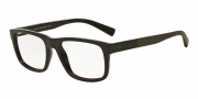 Armani Exchange AX3025 Eyeglasses Eyeglasses - 8086 Brown