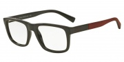 Armani Exchange AX3025 Eyeglasses Eyeglasses - 8176 Grey