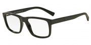 Armani Exchange AX3025 Eyeglasses Eyeglasses - 8178 Black
