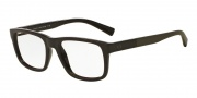 Armani Exchange AX3025F Eyeglasses Eyeglasses - 8086 Brown