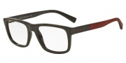 Armani Exchange AX3025F Eyeglasses Eyeglasses - 8176 Grey